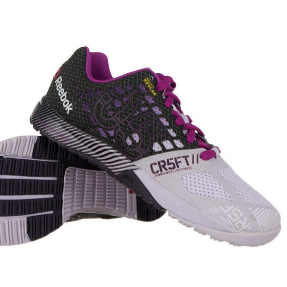 fb6c42bd666e Womens Reebok Crossfit Nano 5.0 Training Shoe. M 5adf6b6adaa8f682e3354647